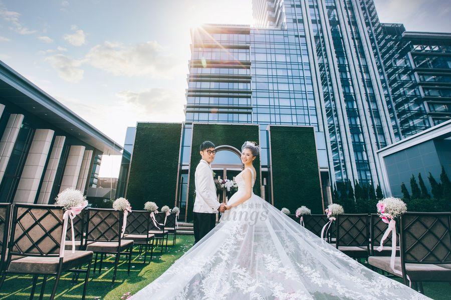 全台精選推薦!西式證婚+宴客一次搞定的結婚場地!