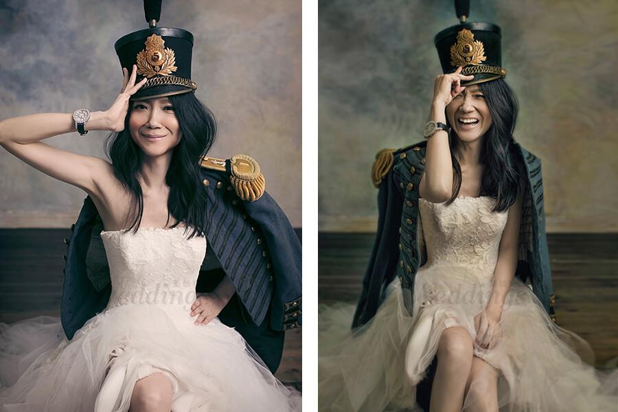 曲家瑞,新娘物語,結婚,婚禮,新娘
