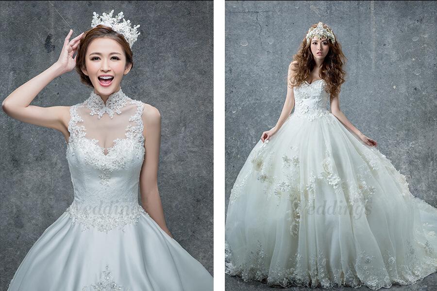 馮媛甄化身公主,以皇冠造型詮釋率性人生
