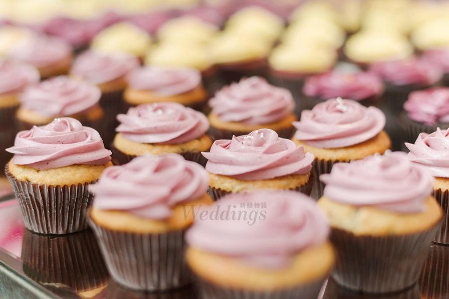 結婚,婚禮,蛋糕,推薦,杯子蛋糕