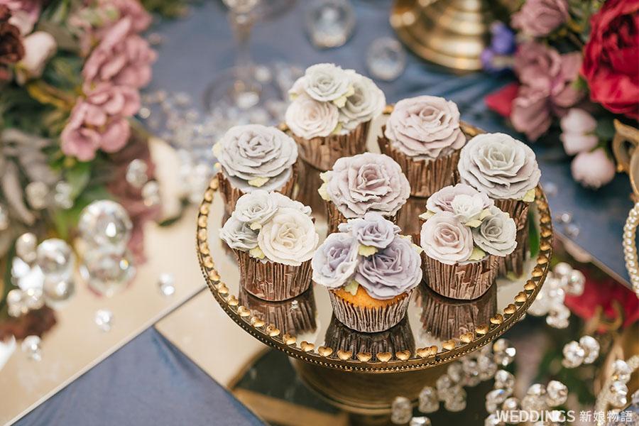 Candy Bar,婚禮,推薦,杯子蛋糕,結婚蛋糕