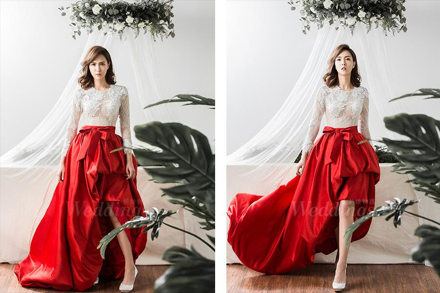 魏蔓,新娘物語,封面人物