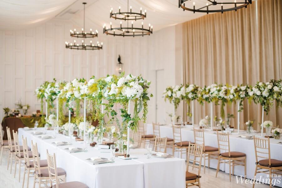 萊特薇庭 LIGHT WEDDING 飯店式宴會廳|台中婚宴品味指標 綻放璀璨婚禮回憶