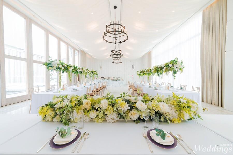 萊特薇庭 LIGHT WEDDING 飯店式宴會廳 台中婚宴品味指標 綻放璀璨婚禮回憶