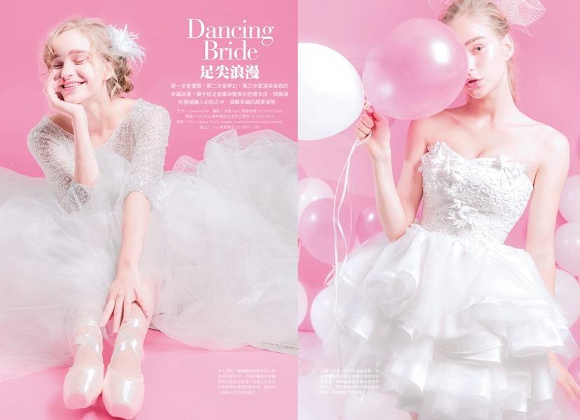 Weddings新娘物語No.85|封面人物|蔡黃汝