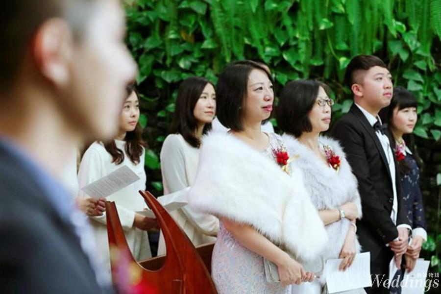 石之教堂,海外婚禮,星野教堂,輕井澤