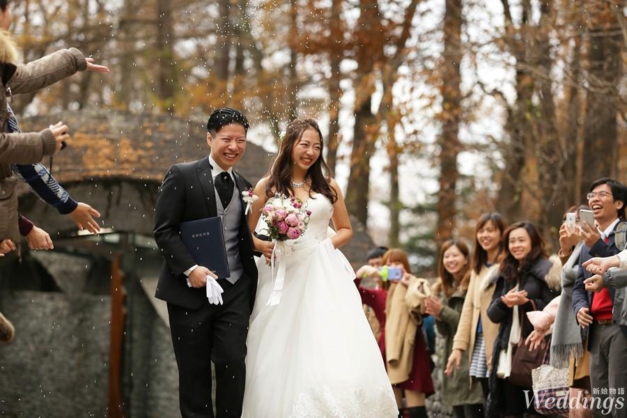 石之教堂,海外婚禮,星野集團,輕井澤,海外婚禮教堂,輕井澤教堂,湯桂禎