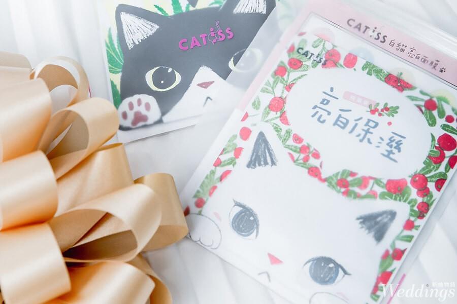貓,面膜,寵物,婚禮小物,姊妹禮,CATiSS