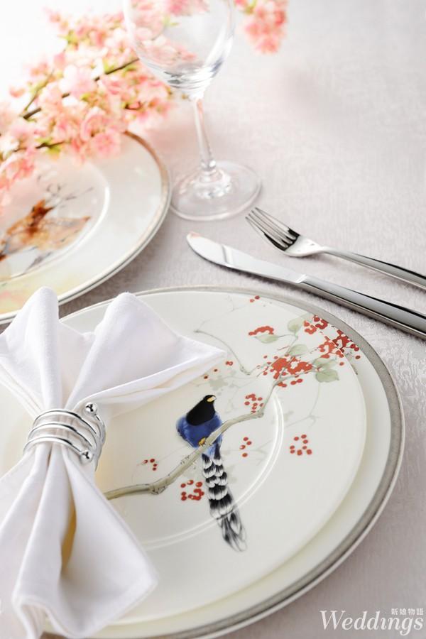 台北美福大飯店-宴會廳藍鵲