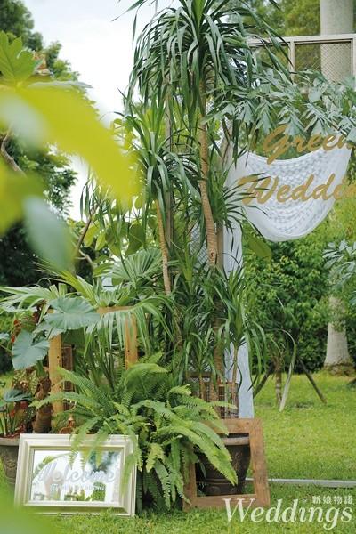 台北圓山大飯店,池畔婚禮,戶外婚禮,婚禮佈置,新娘物語