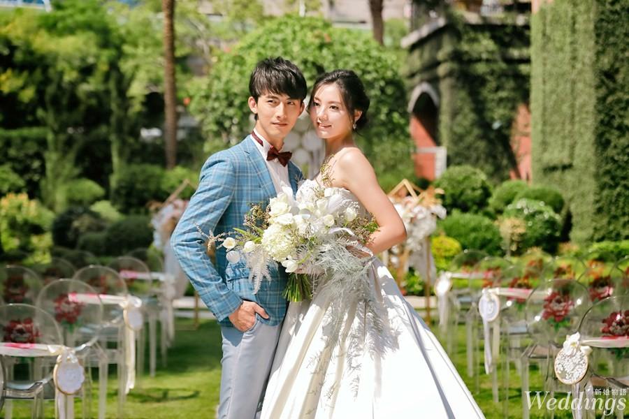 維多麗亞酒店,戶外婚禮,婚禮,婚體日,花園,戶外證婚