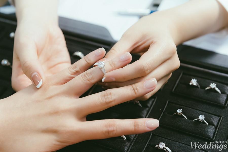 FREIYA,客製化,戒指,鑽石,鑽戒,訂做,婚戒