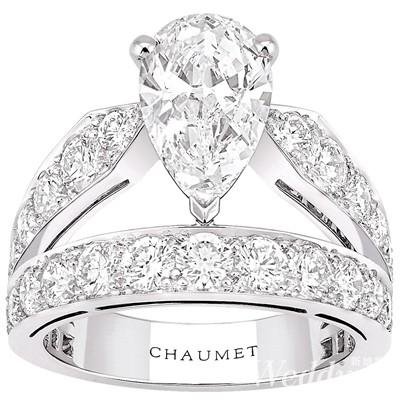 鑽戒,戒指,chaumet,周杰倫,婚戒,昆凌,鑽石