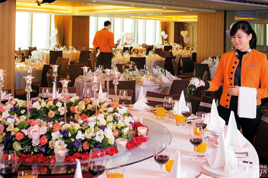 台中亞緻, 婚禮, 婚宴, 台中