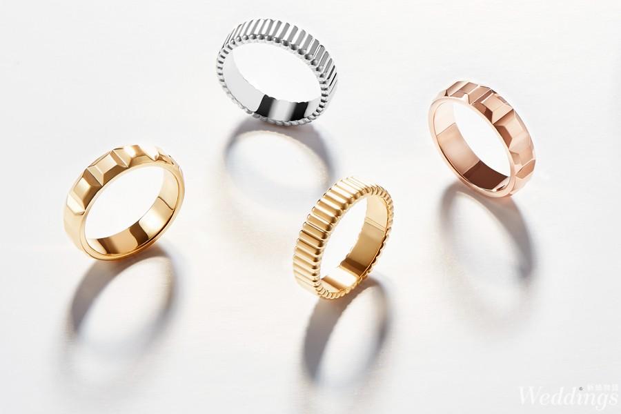 Boucheron,Quatre,婚戒,寶詩龍,對戒,鑽戒,戒指,鑽石