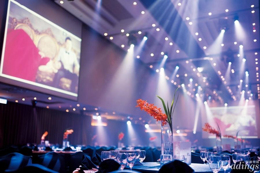 婚宴試菜2018|彭園婚宴會館基隆館|壯闊港灣風光,經典湘菜婚宴美味!