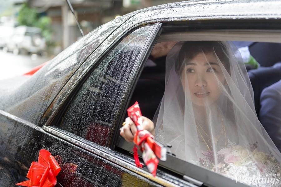 結婚禮車, 艾維士租車