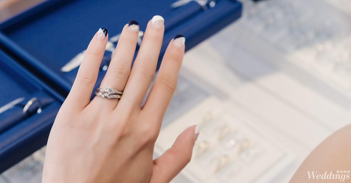 銀座白石 用婚戒寫下愛情故事