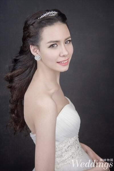 婚紗照,新娘髮型,新娘造型,婚禮穿搭,新娘秘書