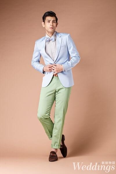 西裝,西服,新郎,西裝訂製,凡登男士禮服