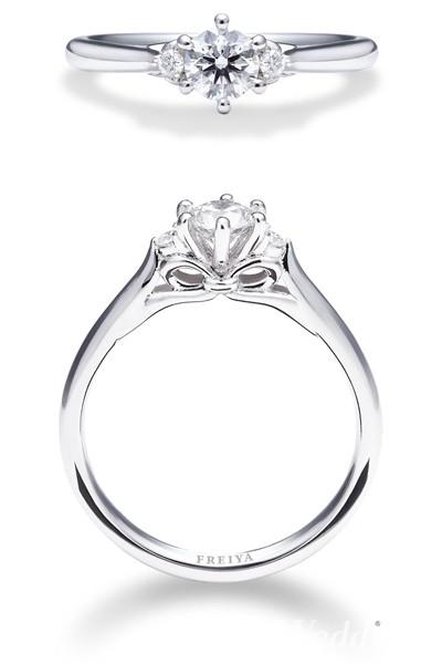 婚戒,對戒,戒指,鑽戒,FREIYA,客製化,訂做,鑽石