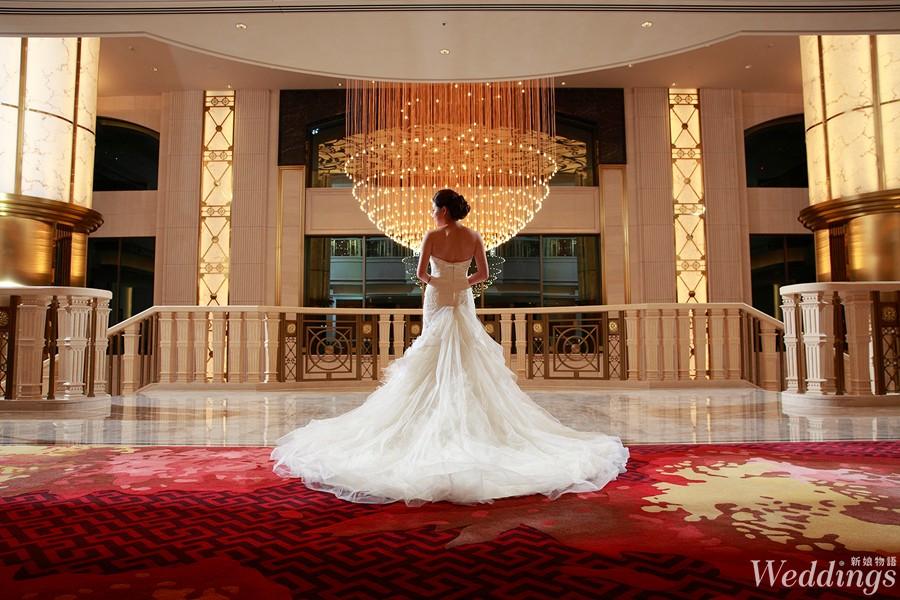 2-台北美福大飯店_宴會廳外婚紗照