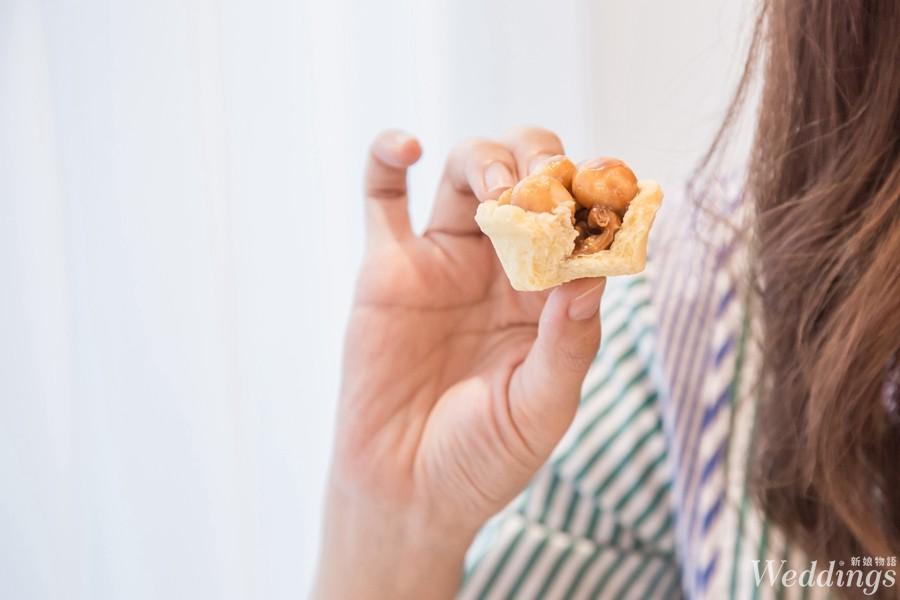 喜餅,囍餅,手工喜餅,卡柏蒂手工喜餅,婚禮主持人蘇菲,喜餅試吃