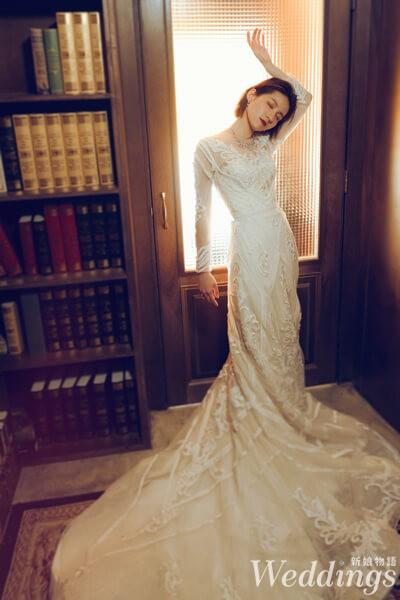 連俞涵,封面人物,結婚,婚禮,婚紗