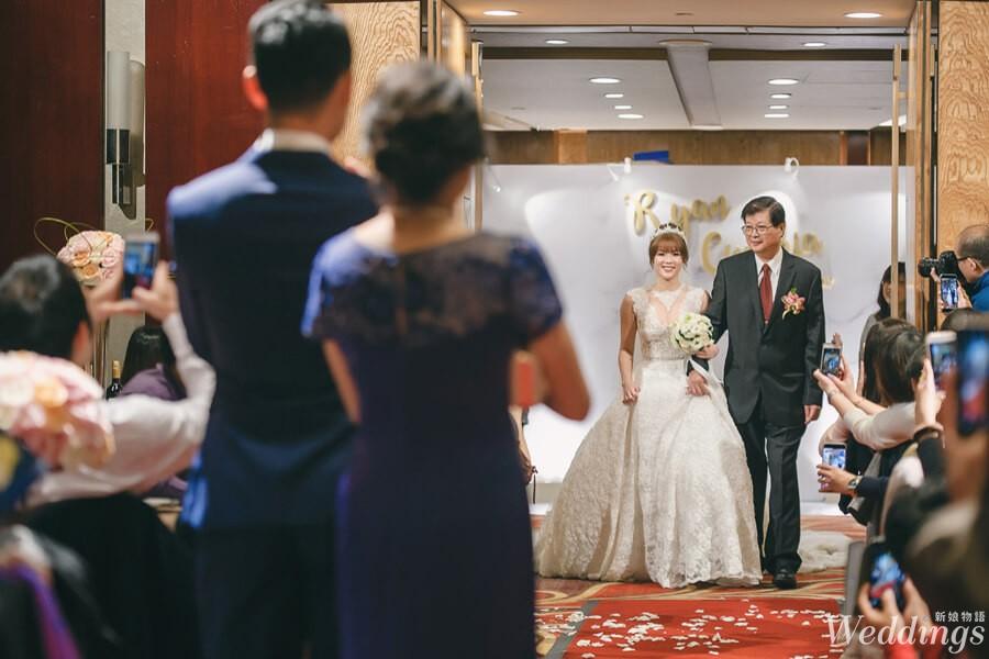 婚禮,攝影,紀錄,進場,交手,婚攝