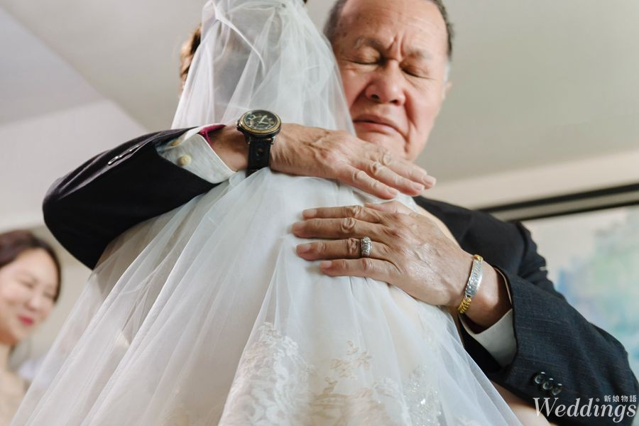婚禮,攝影,紀錄,拜別,蓋頭紗,婚攝