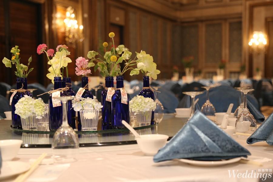 香格里拉冬山河渡假飯店, 婚宴, 婚禮