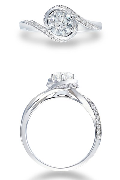 freiya,客製化,求婚戒,戒指,訂做婚戒,鑽戒,鑽石,婚戒