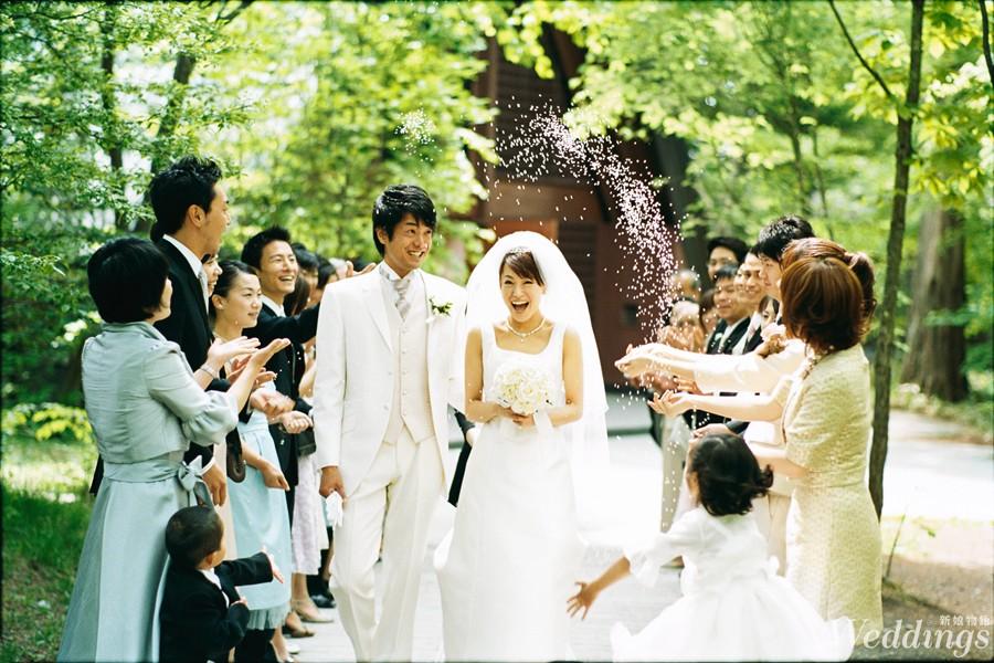 結婚,海外婚禮,日本星野,高原教堂,婚禮,湯桂禎