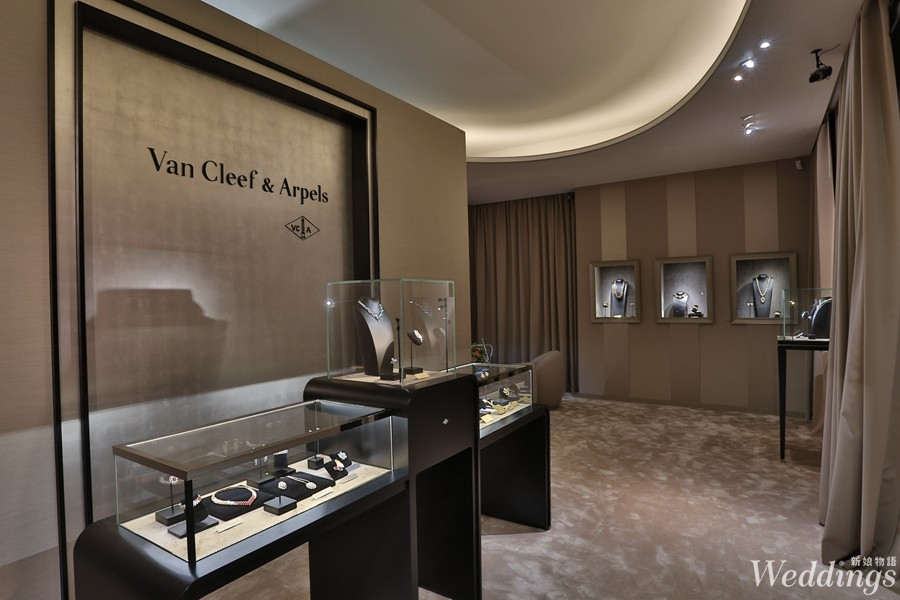 Van Cleef & Arpels,婚戒,梵克雅寶,鑽戒,鑽石,戒指