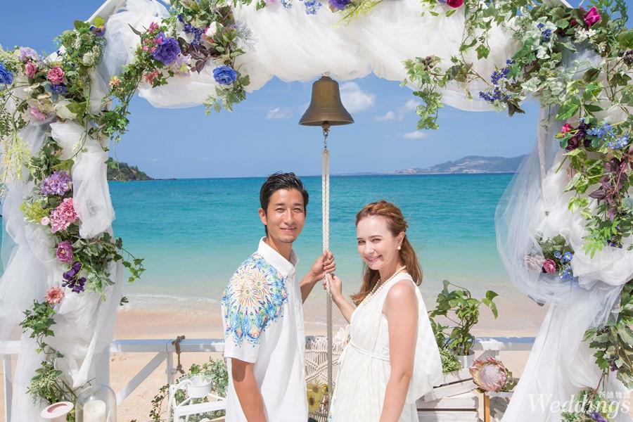沖繩,海外婚禮,紀念日