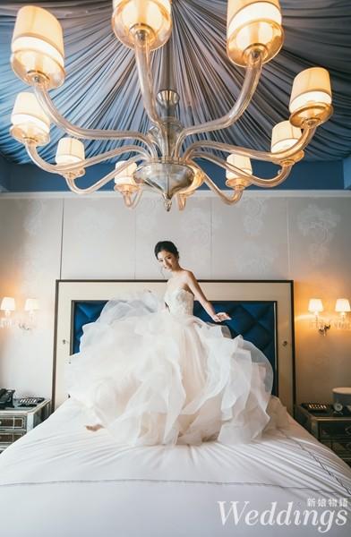 JASMINE,新娘,婚紗,禮服,結婚,試穿