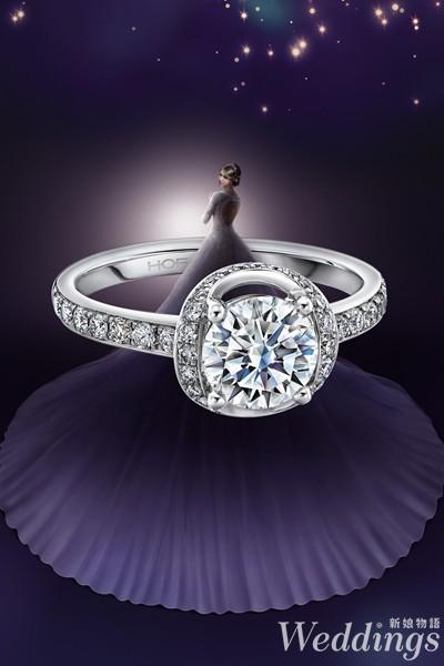 4C,Hearts on Fire,婚戒,鑽戒,鑽石,戒指