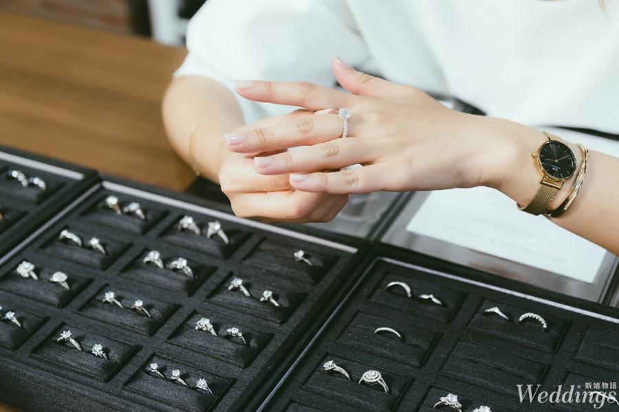Freiya,客製化,婚戒,鑽戒,鑽石