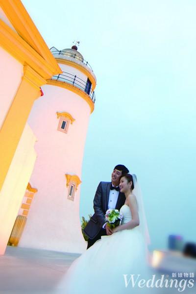 澳門,海外婚紗,蜜月,景點,拍婚紗