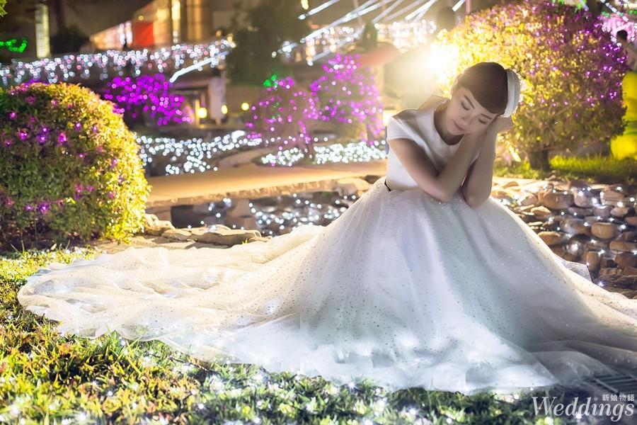 統一夢時代耶誕婚紗