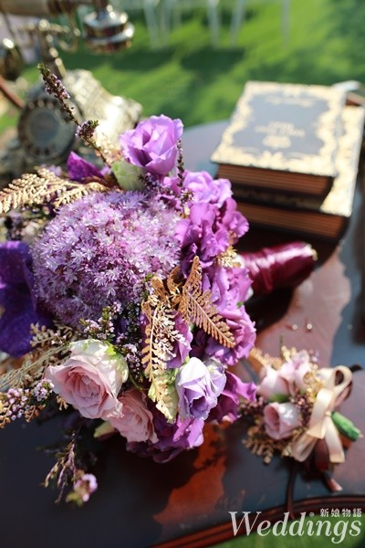 青青格麗絲莊園,婚禮佈置,婚宴場地,戶外婚禮,證婚場地,桃園婚禮