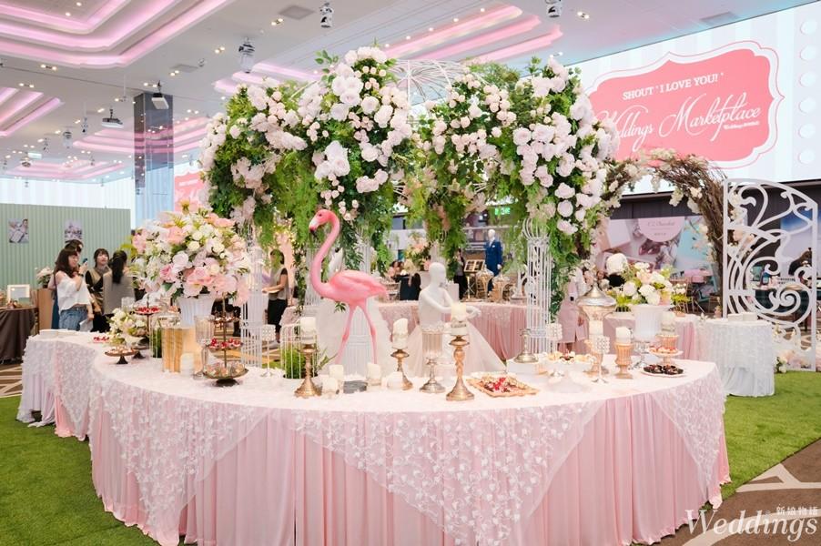 新娘物語,大聲說愛妳婚禮市集,新莊頤品,