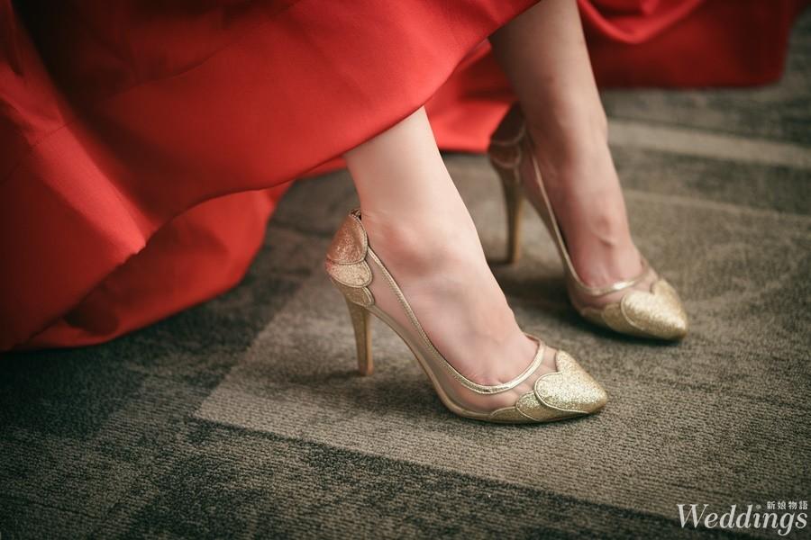 Red Velvet Studio|超百搭的精緻手工婚鞋