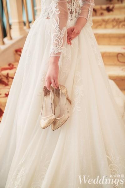 紅絲絨婚鞋,手工婚鞋,婚鞋推薦,台北婚鞋