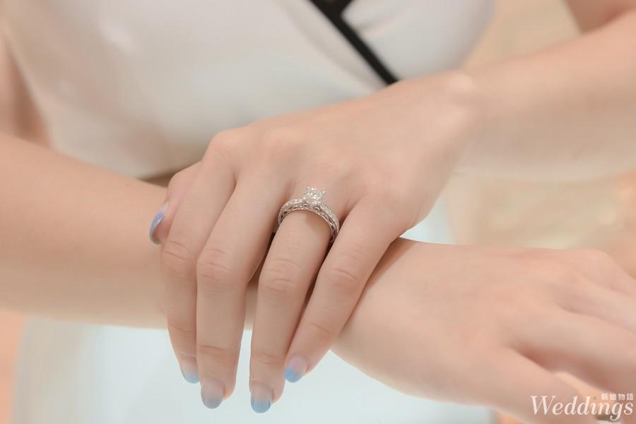 aluxe,亞立詩,婚戒,鑽戒,鑽石,戒指