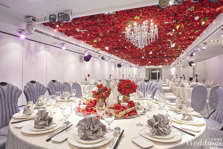 婚宴會館,台北婚宴場地,88號樂章,文定廳,婚禮,戶外婚禮