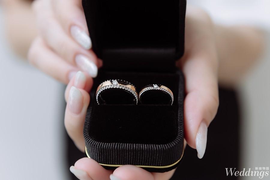 婚戒,新娘,珠寶,鑽石,點石齋,鑽戒,戒指