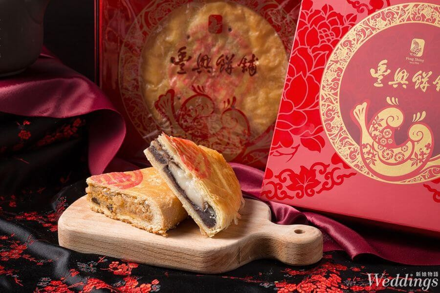 中式,大餅,喜餅,漢餅,結婚,全台