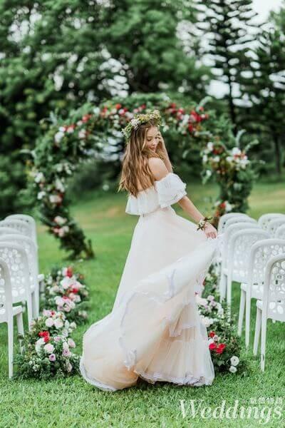 婚禮,結婚,浪漫,封面人物,安妮