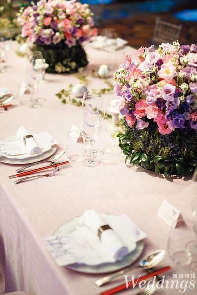 台北君悅酒店,晚宴,婚宴,LivingGrand,活動,佈置